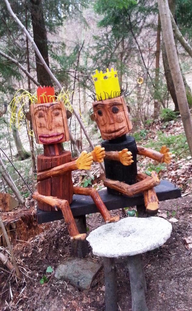 Kralj Matjaž in Alenčica